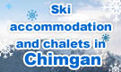 Ski accommodation and chalets in Chimgan