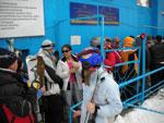 Chimgan: Ski, Schnee und Reisewetter
